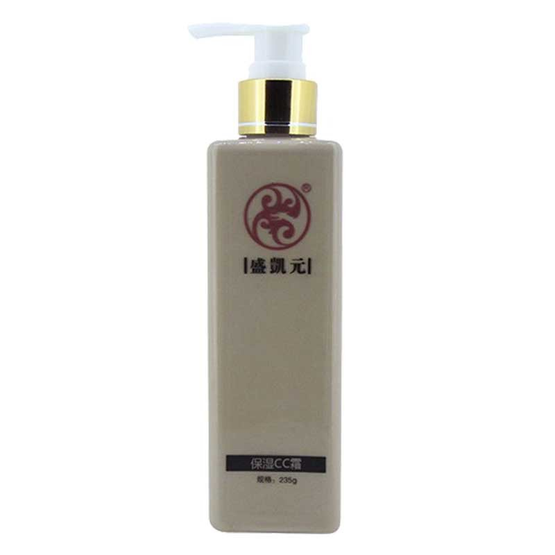 盛凯元保湿CC霜(235ml/瓶)持久遮瑕防晒提亮保湿隔离粉底液