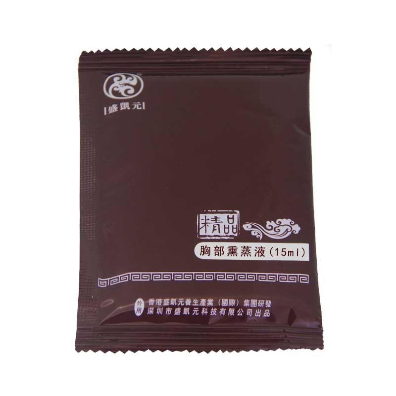 胸部熏蒸液(15ml/袋)