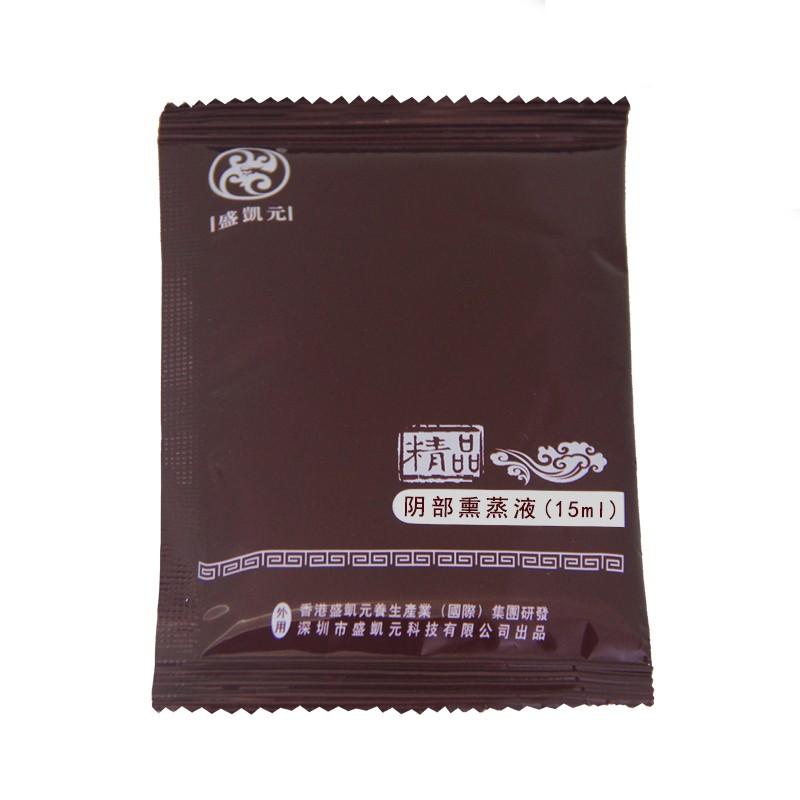 阴部熏蒸液(15ml/袋)