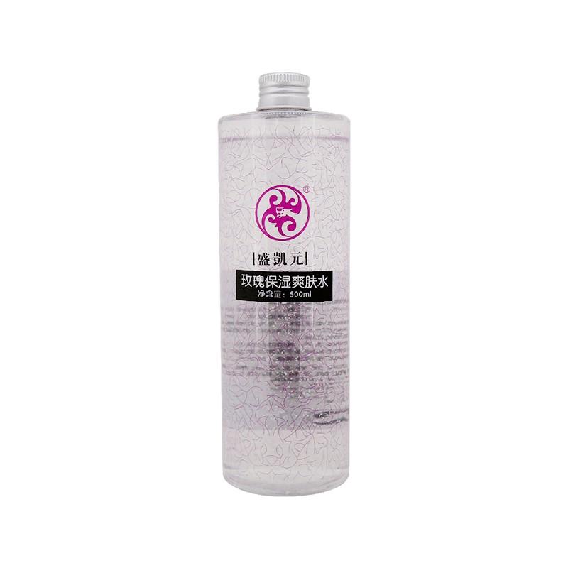 盛凯元玫瑰保湿爽肤水  500ml/瓶